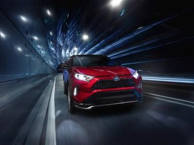 Toyota acelera su gama de modelos con el nuevo RAV4 Prime de 302 caballos de fuerza