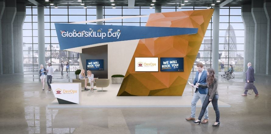 Happening 10 December, Global SKILup Day is the world's first open and continuous non-stop virtual learning event, streamed across geographies and time zones around the globe. The event is dedicated to upskilling and is based on the S-K-I-L Framework: Skills, Knowledge, Ideas, and Learning.
