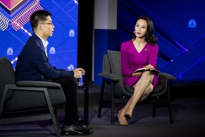 Wang Xuepu, Vice President of iQIYI Attends the 2019 CNBC East Tech West: The Convergence of 5G and Al Creates New Opportunities for the Video Streaming Industry