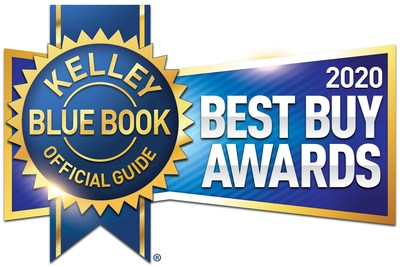 Following head-to-head testing, evaluation and data analysis of 2020 model-year vehicles, the experts at Kelley Blue Book today announce the 2020 Kelley Blue Book Best Buy Award winners.