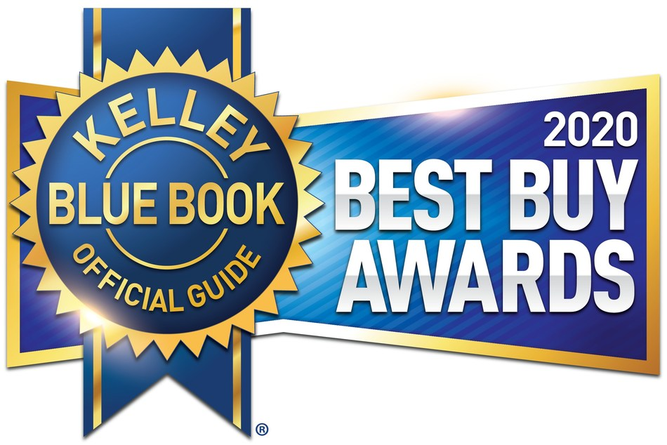 Kelley Blue Book Announces 2020 Best Buy Award Winners