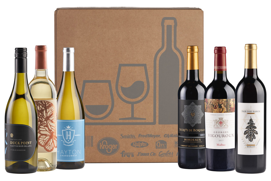 Kroger Wine launches new build-your-own pack option and Black Friday and Cyber Monday holiday promotion.