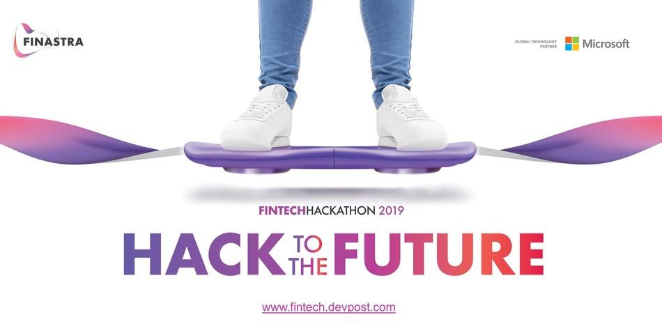 Finastra launches Hack to the Future (PRNewsfoto/Finastra)
