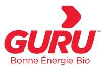Logo : GURU Bonne Énergie Bio (Groupe CNW/GURU)