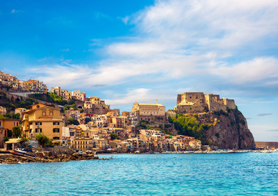 Demand for Calabria, Italy is up 5%