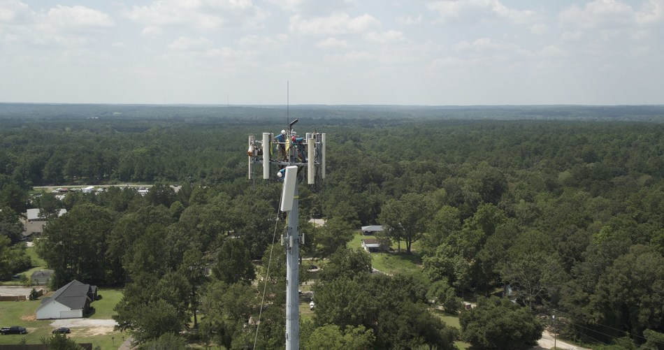 C Spire has deployed more spectrum and added capacity in parts of its wireless network covering 252 cell sites and 41 Mississippi counties.