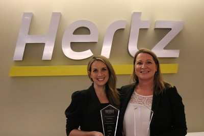 Hertz executives Susan Jacobs and Laura Smith receive 2019 WINit Awards