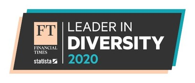 Financial Times Diversity Leaders 2020 (CNW Group/Schneider Electric Canada Inc.)