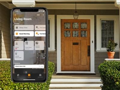 abode iota HomeKit Compatible_Home