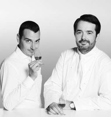 RÉMY MARTIN TEAMS UP WITH MICHELIN STAR CHEF JEAN-FRANÇOIS PIÈGE TO CREATE AN EXCEPTIONAL SENSORY EXPERIENCE (PRNewsfoto/Remy Martin)