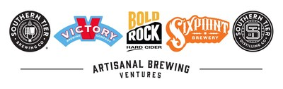 Bold Rock, the #2 cider brand in the US to join Artisanal Brewing Ventures