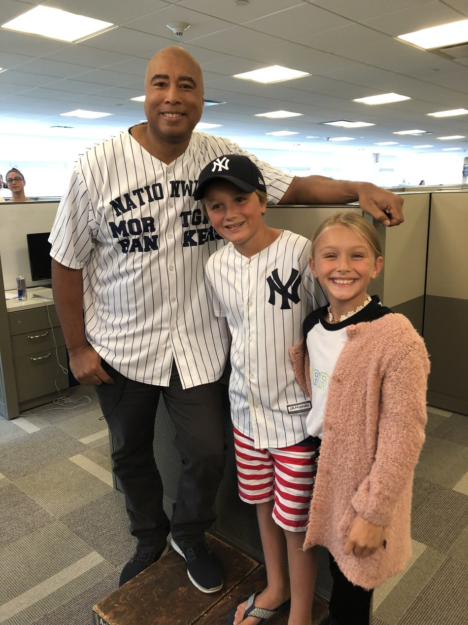 Nationwide Mortgage Bankers and Americasa Announce New Spokesperson, Bernie Williams