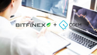 BitFinex and ODEM collaboration announcement