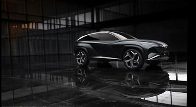 Hyundai Reveals Vision T Plug-in Hybrid SUV Concept at 2019 AutoMobility LA