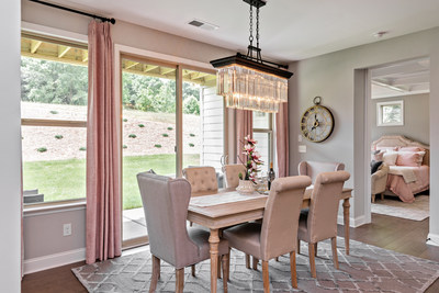 Think of shades of pink as a new neutral.