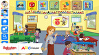 "Age of Learning Announces Exclusive Partnership with Rakuten and the Launch of ABCmouse ""English Learning Academy"" for Children in Japan"