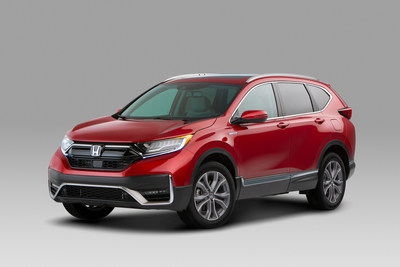 The freshened 2020 Honda CR-V and all-new CR-V Hybrid have been named the 2020 Green SUV of the Year by Green Car Journal today, the second time Honda has won Green SUV of the Year, and the sixth time a Honda vehicle has earned recognition from Green Car Journal.