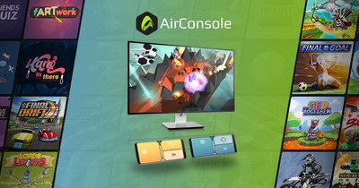 "AirConsole widely considered to be the ""Netflix of games"""