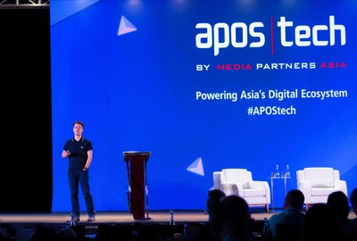 iQIYI Chief Technology Officer Liu Wenfeng at the APOStech 2019 Conference: 5G and AI Empower a New Entertainment Ecosystem
