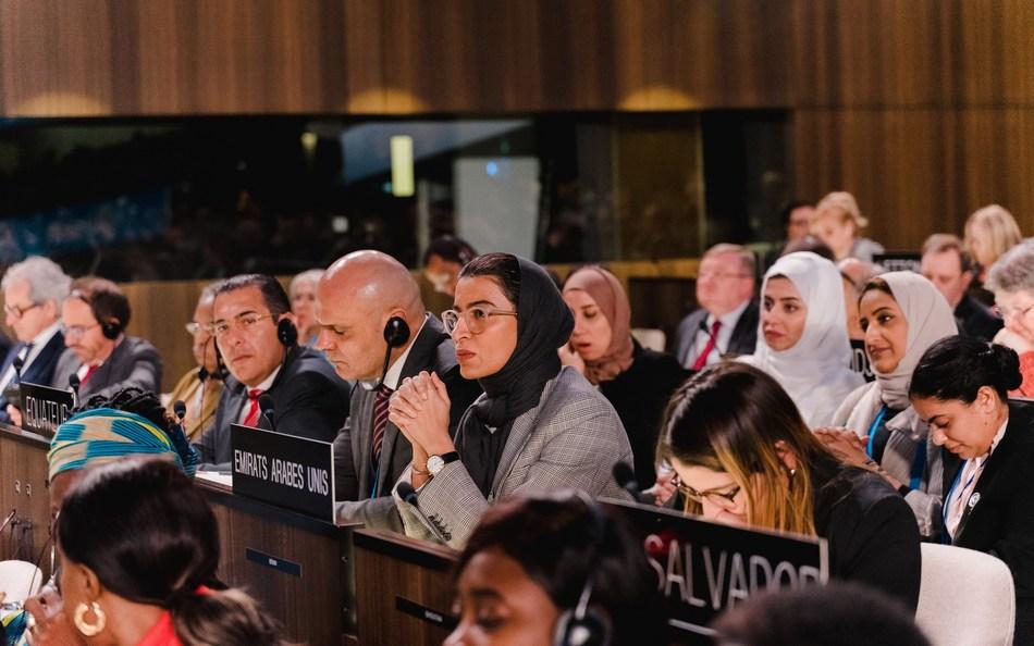 UAE wins membership on UNESCO Executive Board (PRNewsfoto/UAE Ministry of Culture and Kno)