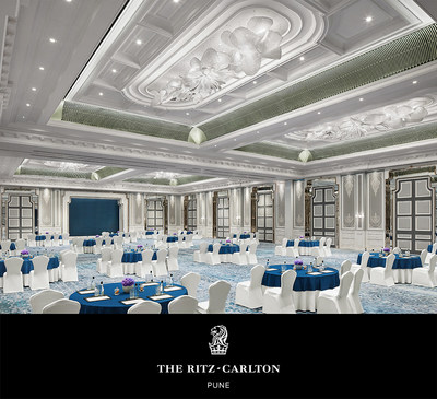 The Ritz-Carlton Debuts in The Dynamic Metropolis of Pune, India