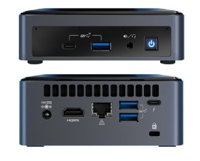 NUC 10 Frost Canyon System - from Simply NUC