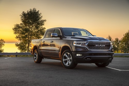 Ram 1500 Named 2020 Green Truck of the Year™ by Green Car Journal
