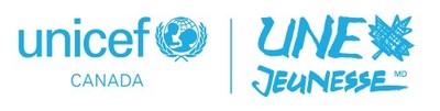 Une jeunesse UNICEF Canada (Groupe CNW/UNICEF Canada)