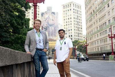 Lucas Leite e Gabriel Cassins