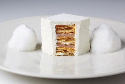 White Millefeuille, Four Seasons Hotel London at Ten Trinity Square