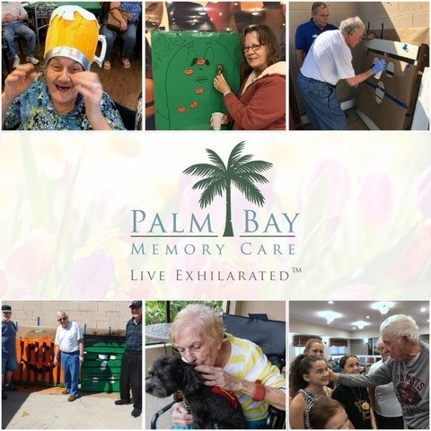 Residents at Palm Bay Memory Care are pursuing their passions and interests as part of Watercrest's newly launched 'Live Exhilarated' program in Palm Bay, Fla.