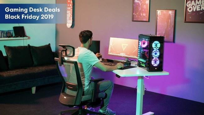 Autonomous Best Gaming Desk Deals On Black Friday 2019