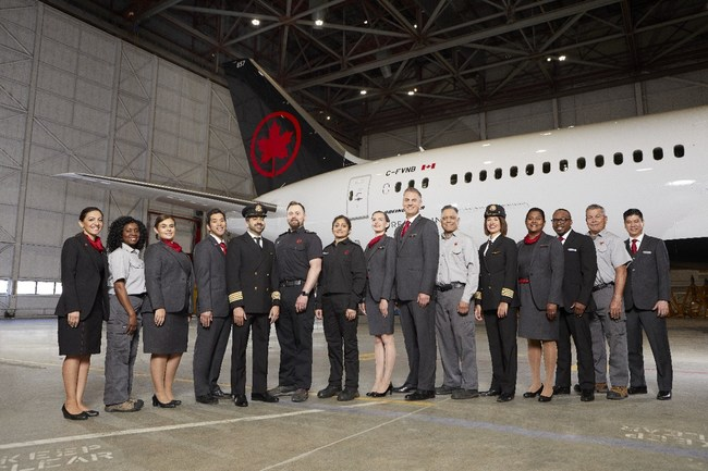 Air Canada today was named one of Canada's Top 100 Employers (2020) for the seventh consecutive year in an annual national employer survey. (CNW Group/Air Canada)
