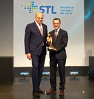 Prix performance Québec: Quality management and overall performance earn the Société de transport de Laval (STL) the highest distinction awarded by the Québec government