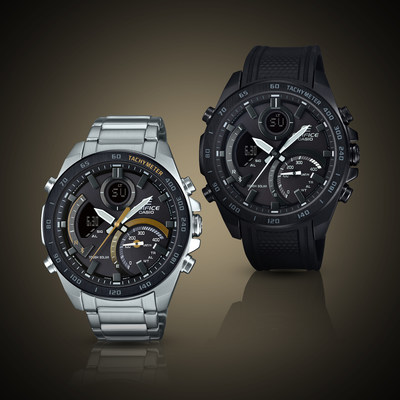 Casio Adds New Variations To EDIFICE Collection