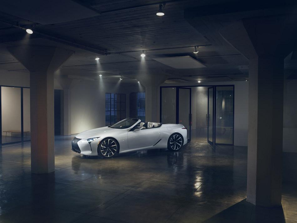 Lexus regresa a Design Miami/ como socio automotriz oficial y expositor