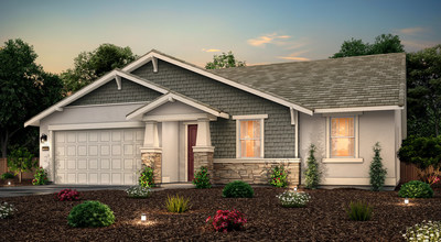 Ranch-style floor plan by Century Communities | Arroyo at Loma Vista in Clovis, CA