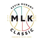 The St. James Announces Kevin Durant MLK Classic, an Elite High School Basketball Showcase Celebrating the Life and Legacy of Dr. Martin Luther King, Jr.