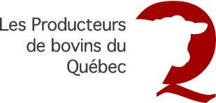 Logo : Les Producteurs de bovins du Québec (Groupe CNW/Les Producteurs de bovins du Québec)