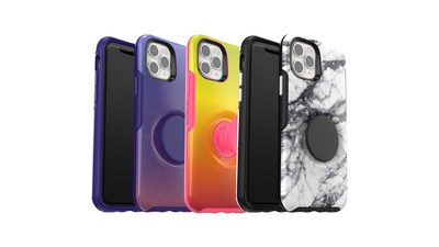 First introduced in early 2019, the product was born from a collaboration between OtterBox and PopSockets, the innovator of the PopGrip.