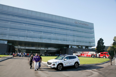 Hyundai Motor America Headquarters