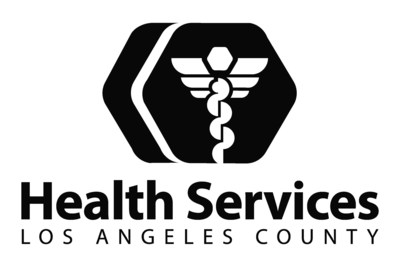 Los Angeles County Department of Health Services Logo