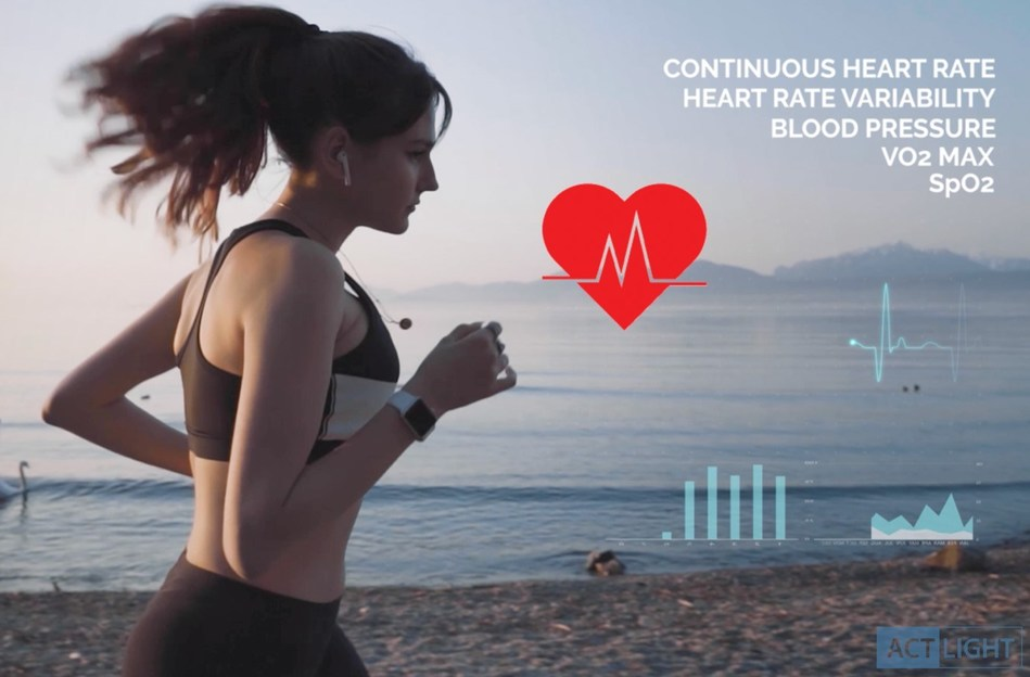 The Dynamic PhotoDiode is the vital signs monitoring sensor of choice