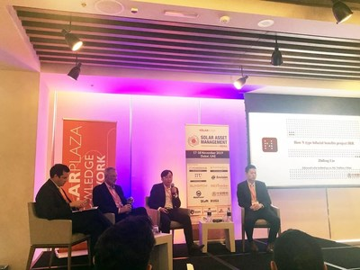 Jolywood Discusses the Benefits of N-type Bifacial PV Modules at Solar Asset Management MENA 2019