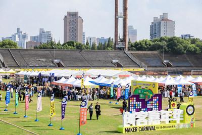 8th annual Maker Carnival: a glimpse into makers' future