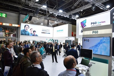 Venturing into the future of healthcare with AI - SonoScape at Medica 2019