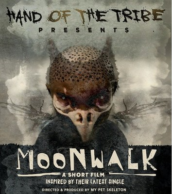 Moonwalk, a new stop motion animation short film from Hand of the Tribe, produced by award-winning Director Vincent Marcone out now!