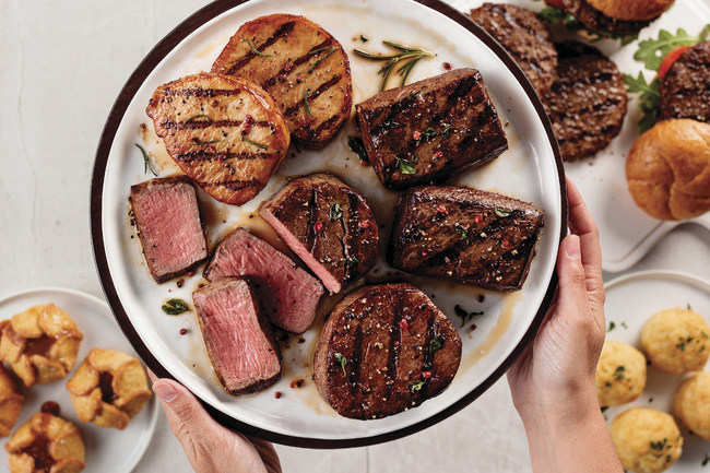 Photo Courtesy of Omaha Steaks