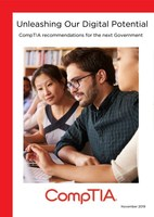 CompTIA manifesto outlines steps to unleashing UK's digital potential for incoming Government