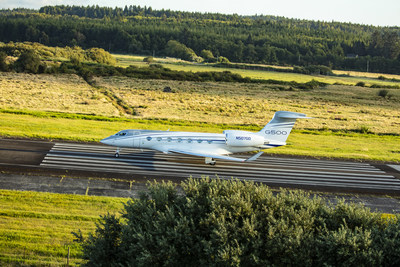 General Dynamics announced that the Gulfstream G500 has been delivered to its first European customer. The G500 earned certification from the European Union Aviation Safety Agency on Oct. 11 and is now in service in North America, Brazil, the Middle East and Europe.